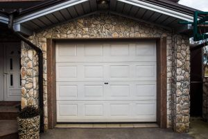 steel garage doors