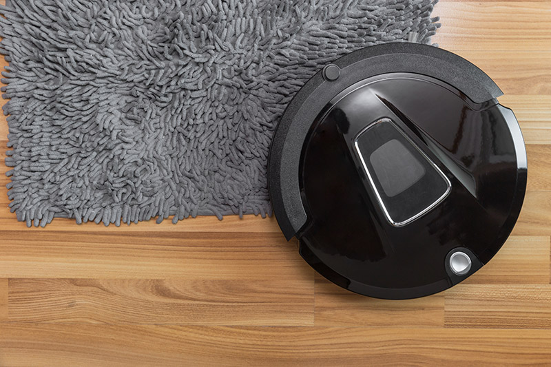 smart home vacuum